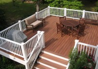 Installing Composite Decking Over Wood