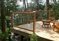 Installing Deck Railing Posts