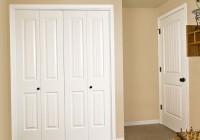 interior closet french doors