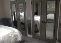 Interior Mirrored Closet Doors