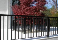 Iron Deck Railing Systems