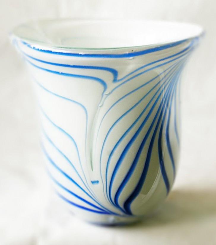 Permalink to Italian Hand Blown Glass Vases