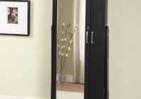 Jewelry Armoire Mirror Standing
