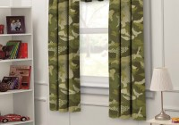 kids bedroom window curtains