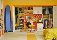 Kids Closet Organizing Ideas