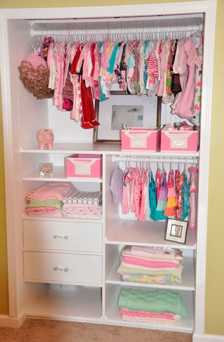 Permalink to Kids Closet With Drawers
