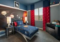 Kids Modern Bedroom Curtains