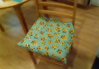 Kitchen Chair Cushion Covers