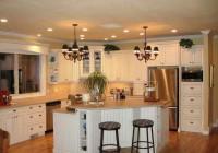 kitchen chandelier lighting ideas
