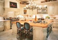 Kitchen Chandeliers Over Island