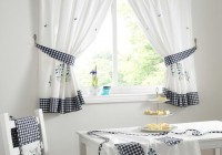 Kitchen Curtain Ideas Patterns