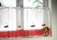 Kitchen Curtain Ideas Pinterest