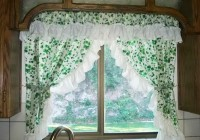 Kitchen Curtain Valance Patterns