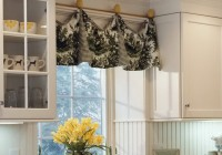 Kitchen Curtain Valances Ideas