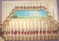 Kitchen Curtain Valances Online