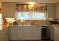 Kitchen Curtains And Valances