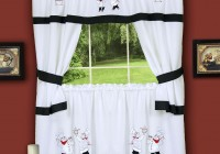Kitchen Tier Curtains Target