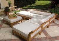 L Shaped Bench Cushion