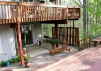 L Shaped Deck Plans Free