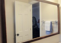 Large Bathroom Mirrors Home Depot