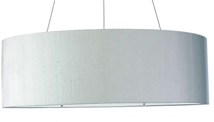 Permalink to Large Drum Shade Chandelier
