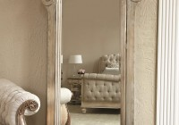 Large Floor Mirror With Jewelry Storage