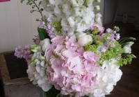 Large Glass Vase Flower Arrangements