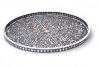 Large Round Ottoman Tray