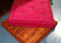 large square floor cushions