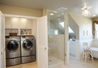 Laundry Closet Door Ideas