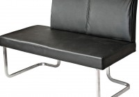 Leather Bench Seating With Back