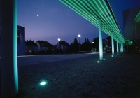 Led Light Curtain For Public Spaces