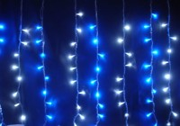 Led Light Curtains White