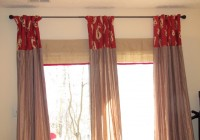 Liding Glass Door Curtains Ideas