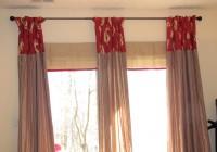 Liding Glass Door Curtains Ideas