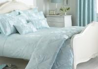 Light Blue Bedroom Curtains