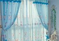 Light Blue Curtains For Nursery