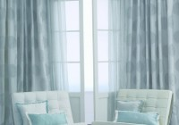 Light Blue Curtains Living Room