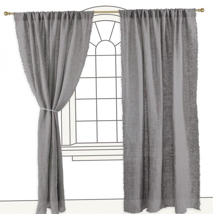 Permalink to Light Grey Curtain Panels