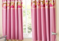 Light Pink Blackout Curtains Kids