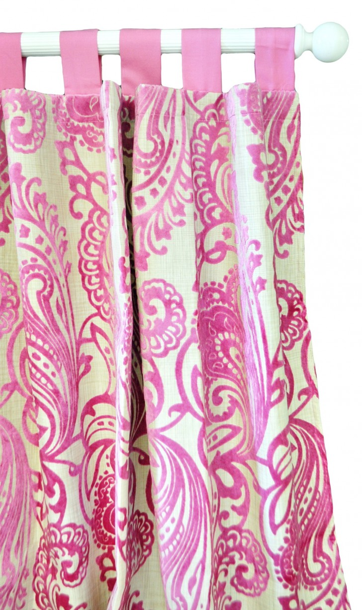 Permalink to Light Pink Velvet Curtains