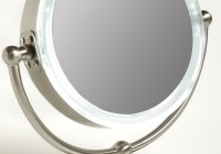 Lighted Magnifying Makeup Mirror 15x