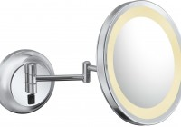 Lighted Magnifying Mirror Hardwired
