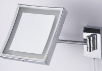 Lighted Makeup Mirror Reviews Wall Mounted