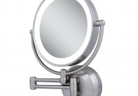 Lighted Makeup Mirror Wall Mount Bed Bath And Beyond