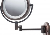 Lighted Makeup Mirror Wall Mount Reviews