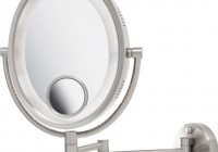 Lighted Makeup Mirrors 15x