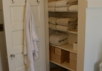 Linen Closet Shelving Height