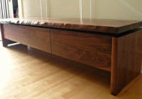 Long Shoe Storage Bench