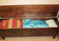 Long Storage Bench Seat